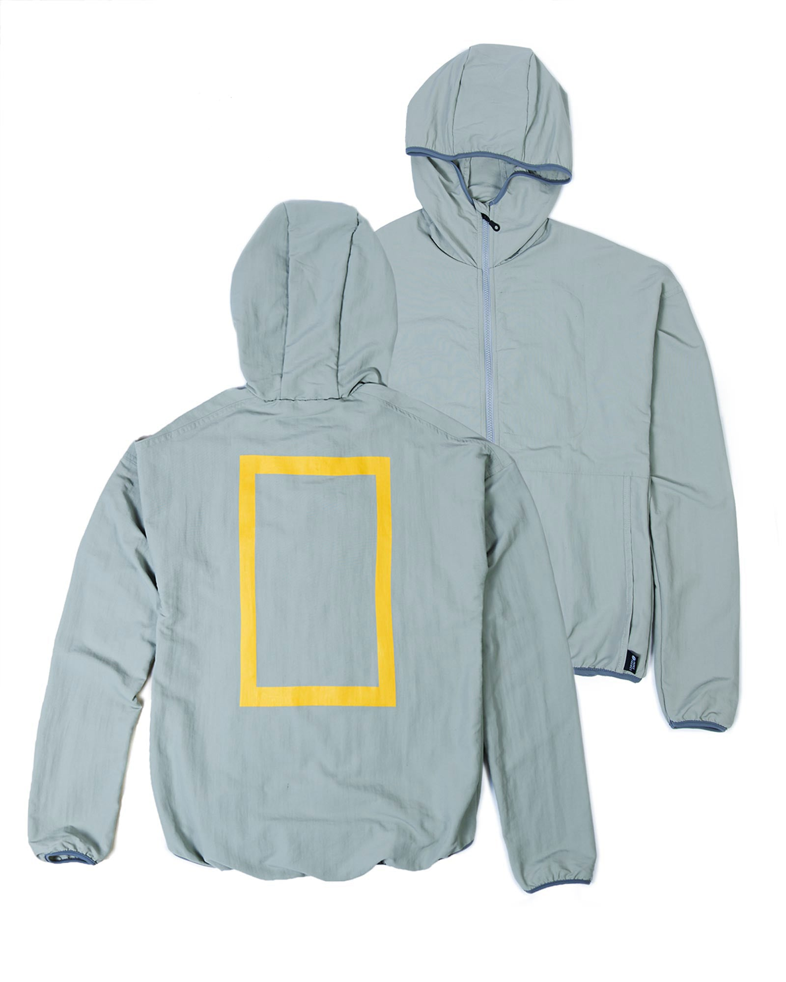National Geographic x Parks Project Windbreaker | Parks Project | Nat Geo Forever Exploring Capsule