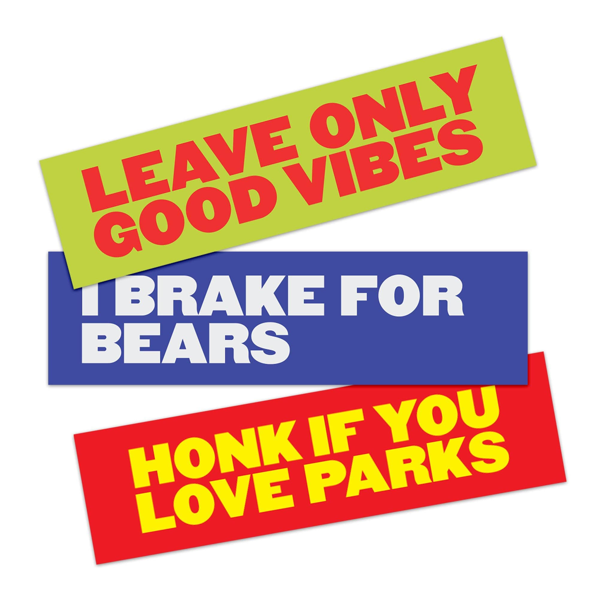 Road Trippin' Sticker Pack | Parks Project | National Park Stickers