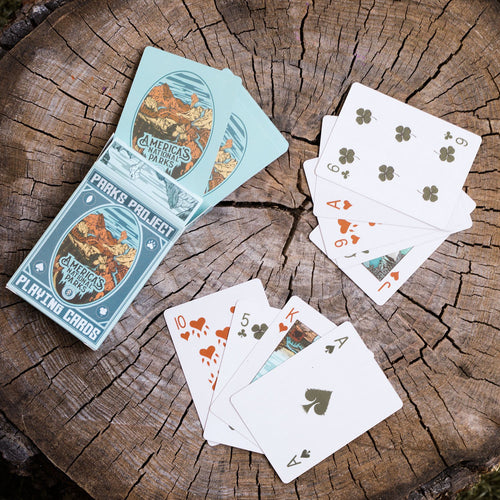 National Park Playing Cards | Parks Project | National Parks Store