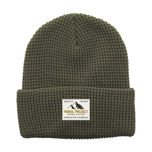 Park Watcher Waffle Beanie | Parks Project | National Parks Beanie