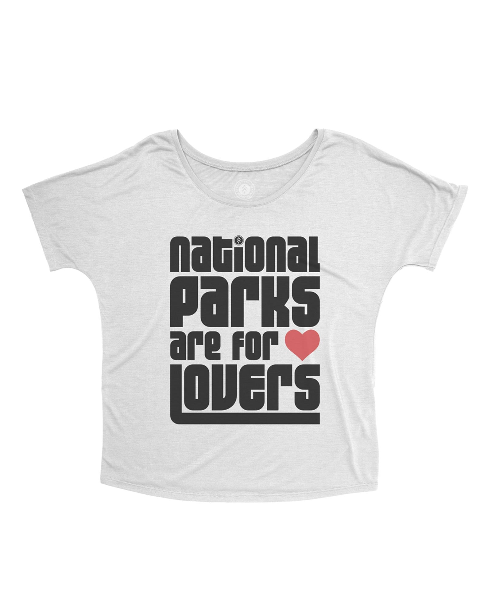 Parks for Lovers Woodstock Women's Shirt | Parks Project | National Park Shirt