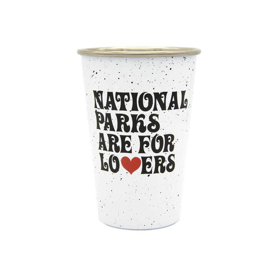 Parks for Lovers Pint Cup | Parks Project | National Park Cup