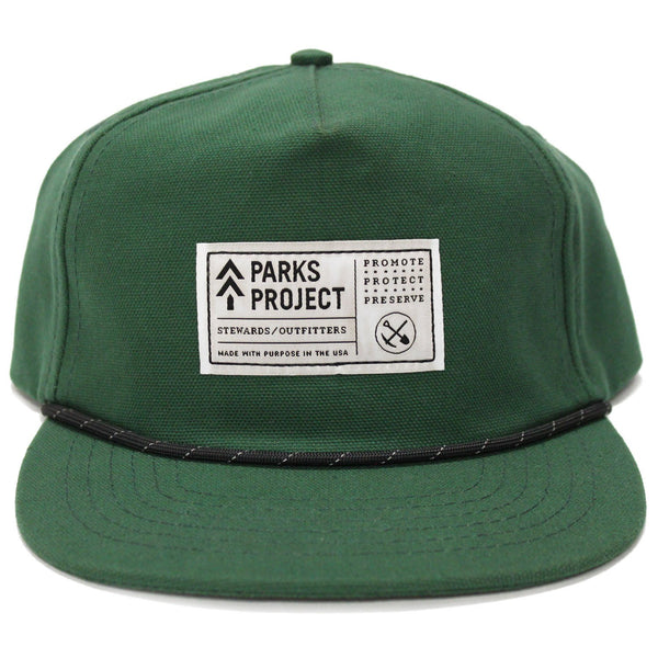 The Forager Hat | Parks Project | National Park Hat