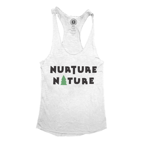 Nurture Nature Racerback Tank | Parks Project | National Parks Gift Shop