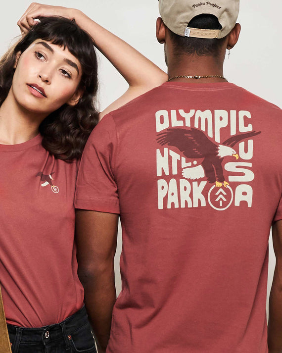 Olympic Eagle Shirt | Parks Project | National Park Shirts