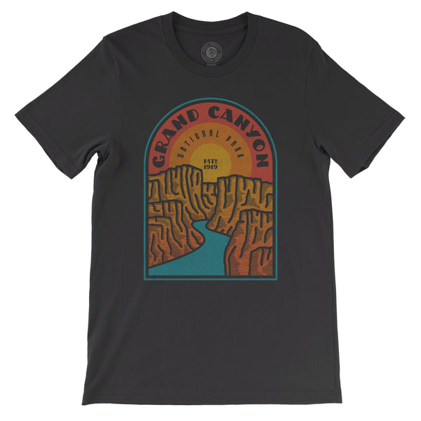 Grand Canyon Arc Tee | Parks Project | National Park T Shirts