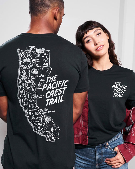 The Pacific Crest Trail Tee | Parks Project | National Parks Apparel