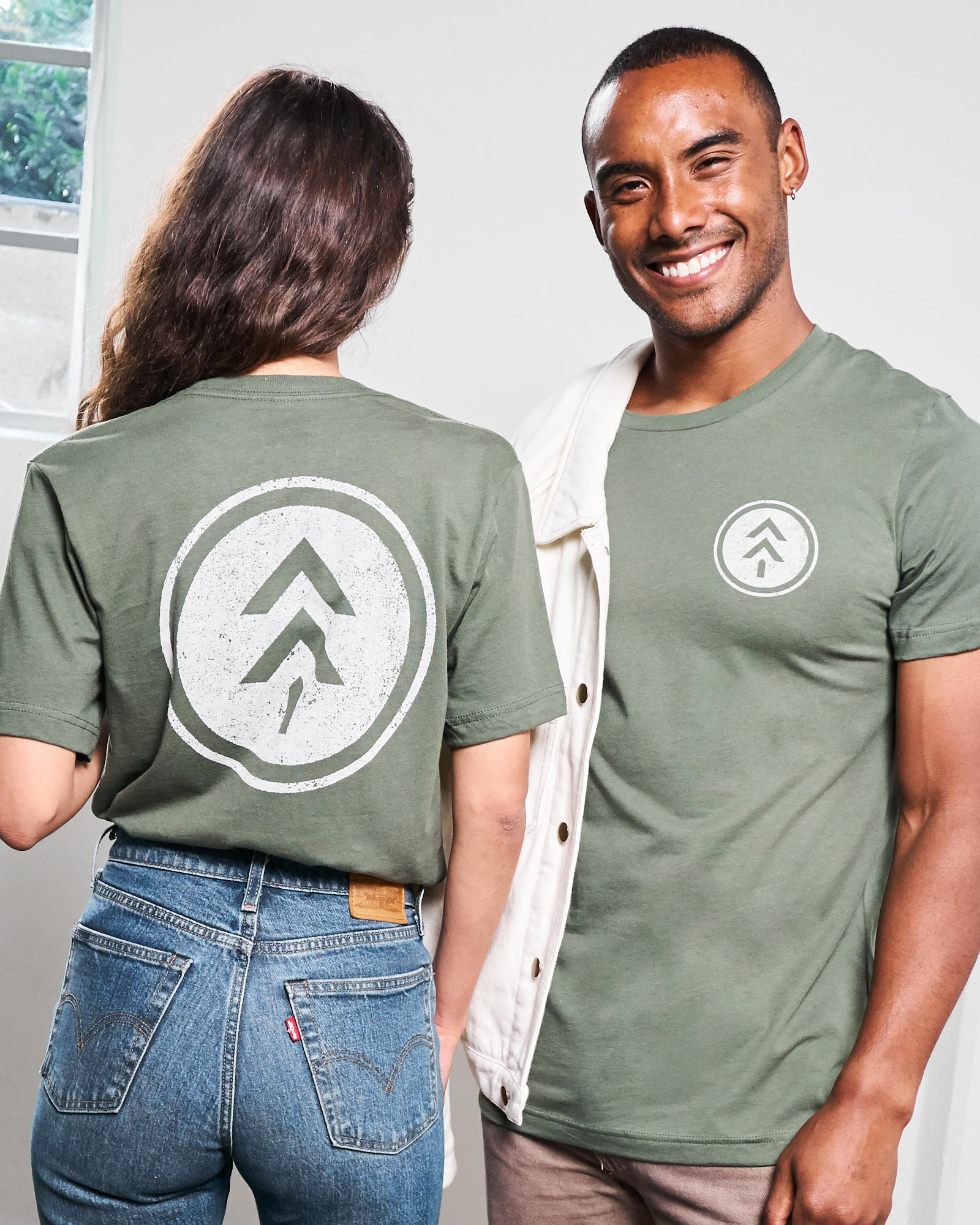 Parks Project Stamped Logo Tee | Parks Project | National Park Shirts