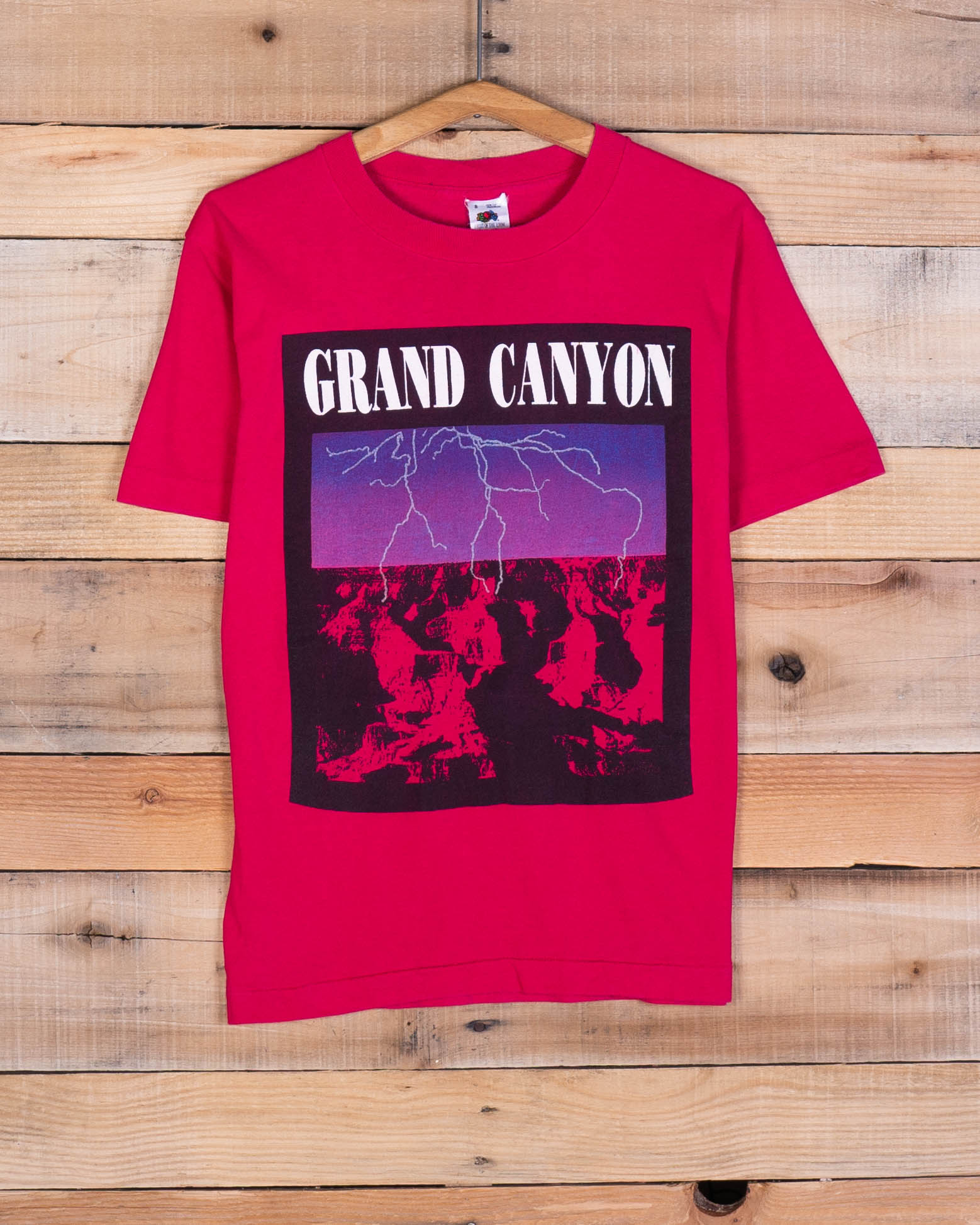 Vintage Grand Canyon Lightning Tee