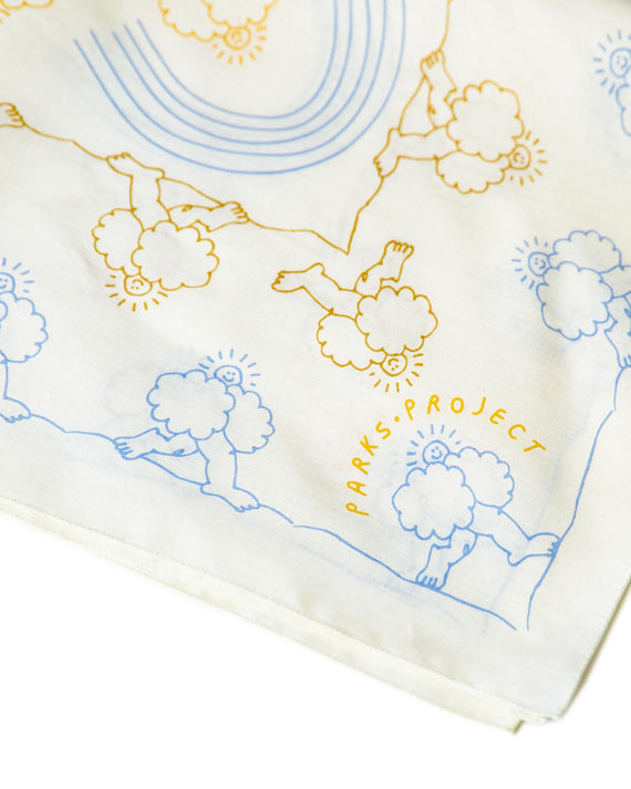 Proud Cloud Bandana | Parks Project | National Park Bandana
