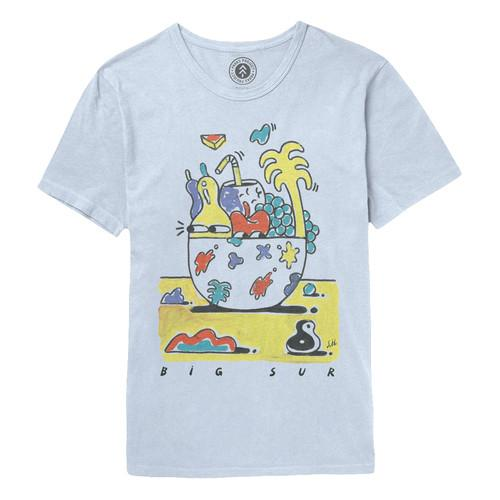 Steven Harrington Big Sur Party Vase Tee | Parks Project | National Parks Tee