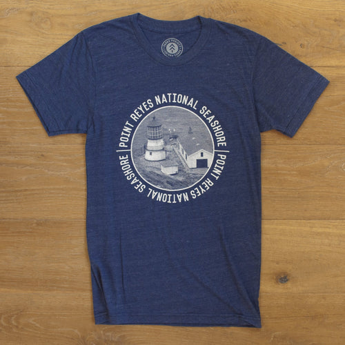 Point Reyes National Seashore Tee | Parks Project | National Parks T-Shirt