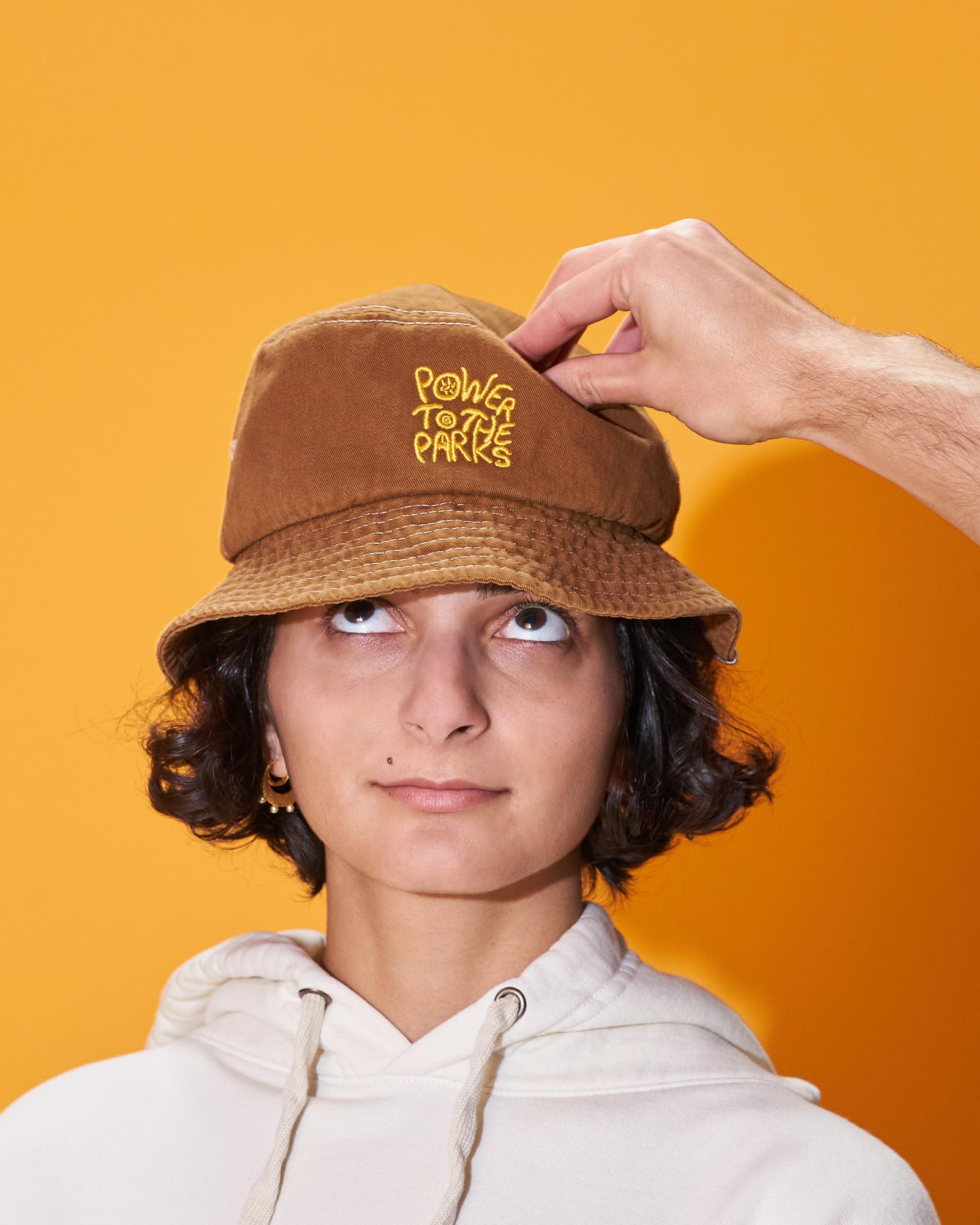 Power To The Parks Bucket Hat