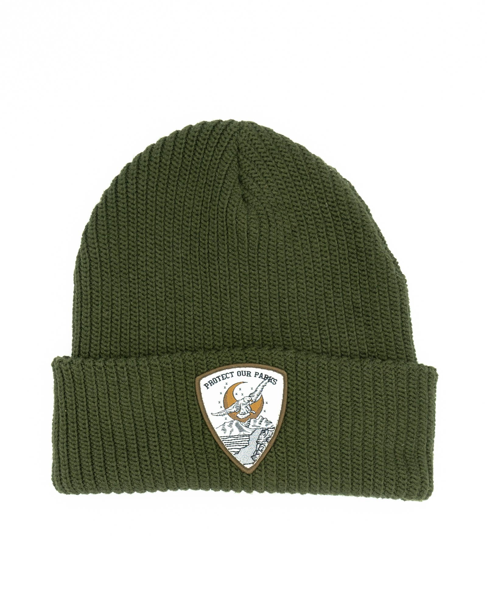 Protect our Parks Patch Beanie | Parks Project | National Park Headwear