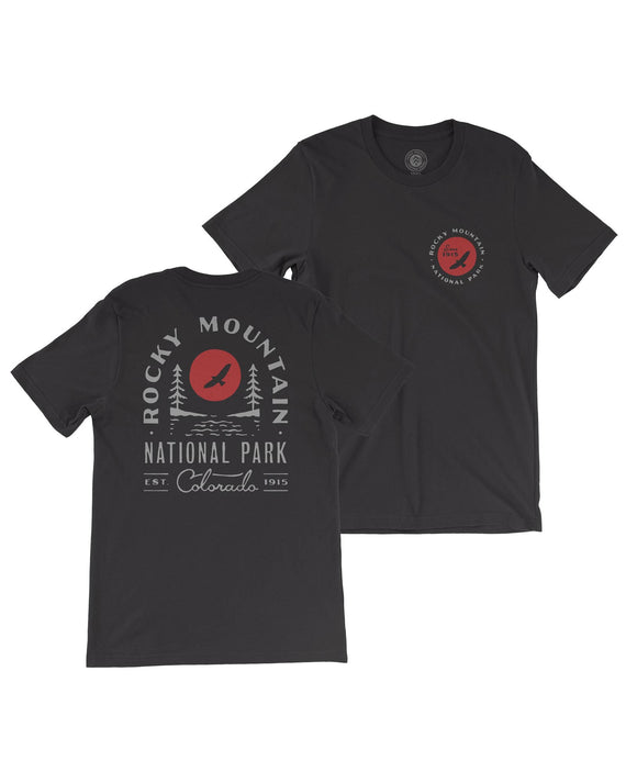 Rocky Mountain Flying High Tee | Parks Project | National Parks Shirts