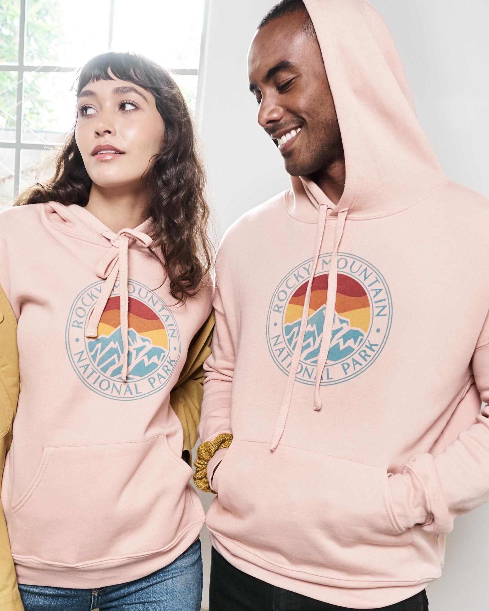 Rocky Mountain Ice Hoodie | Parks Project | National Parks Hoodie