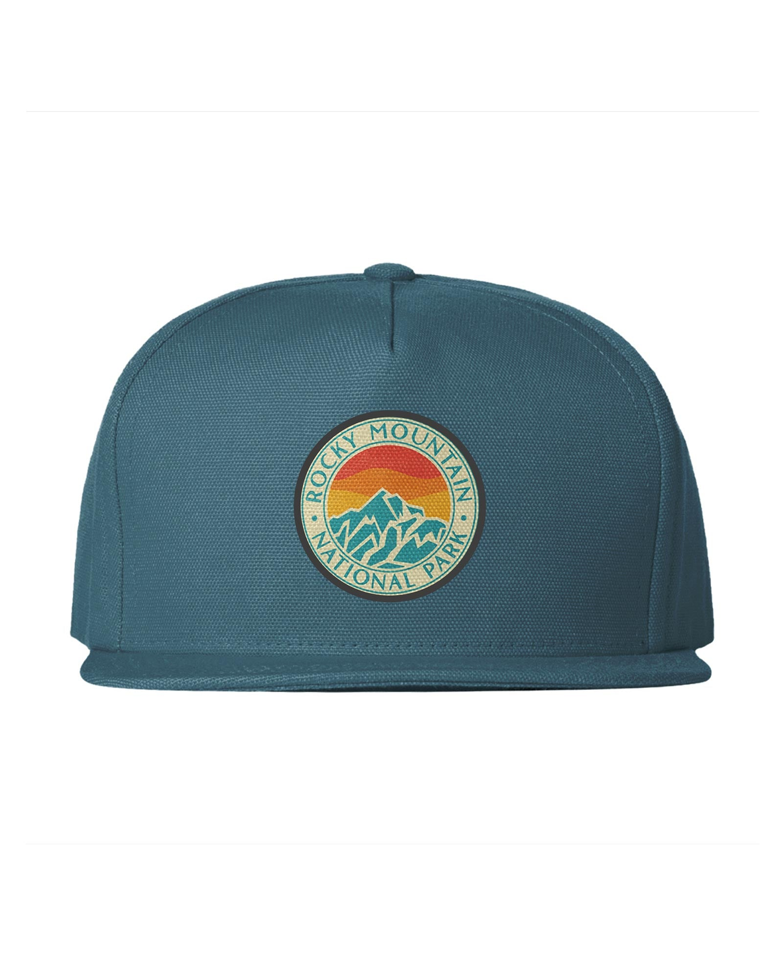 Rocky Mountain Ice Meshback Hat | Parks Project | National Parks Hat