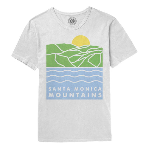 Santa Monica Mountains Seaview Tee | Parks Project | National Parks T-Shirt
