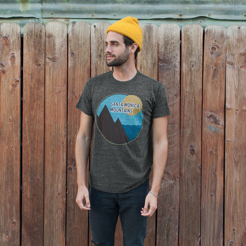 Santa Monica Mountains Seaside Tee | Parks Project | National Parks Tee
