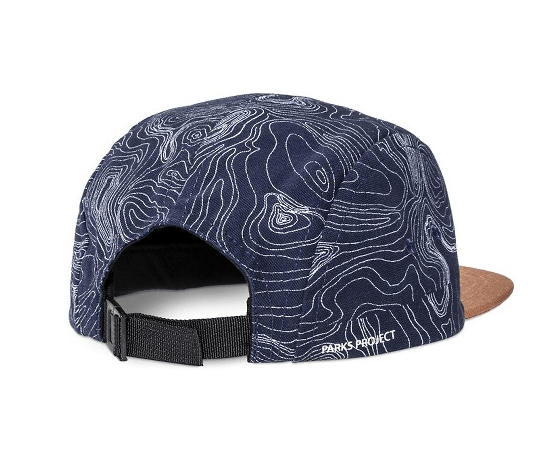 Trail Topo Camp Hat | Parks Project | National Parks Accessories