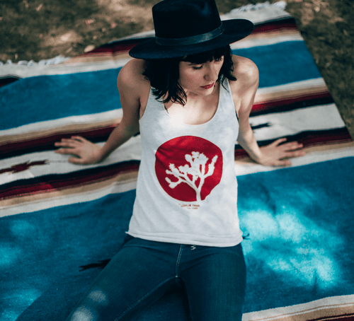 Joshua Tree Sun Racerback Tank | Parks Project | National Parks Tank Top