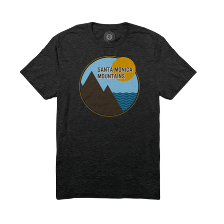 Yosemite Valley View Pocket Tee
