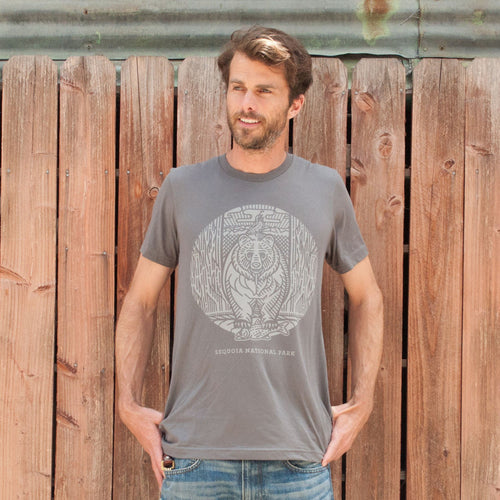 Sequoia National Park Bear Mascot Tee | Parks Project | National Park Tees