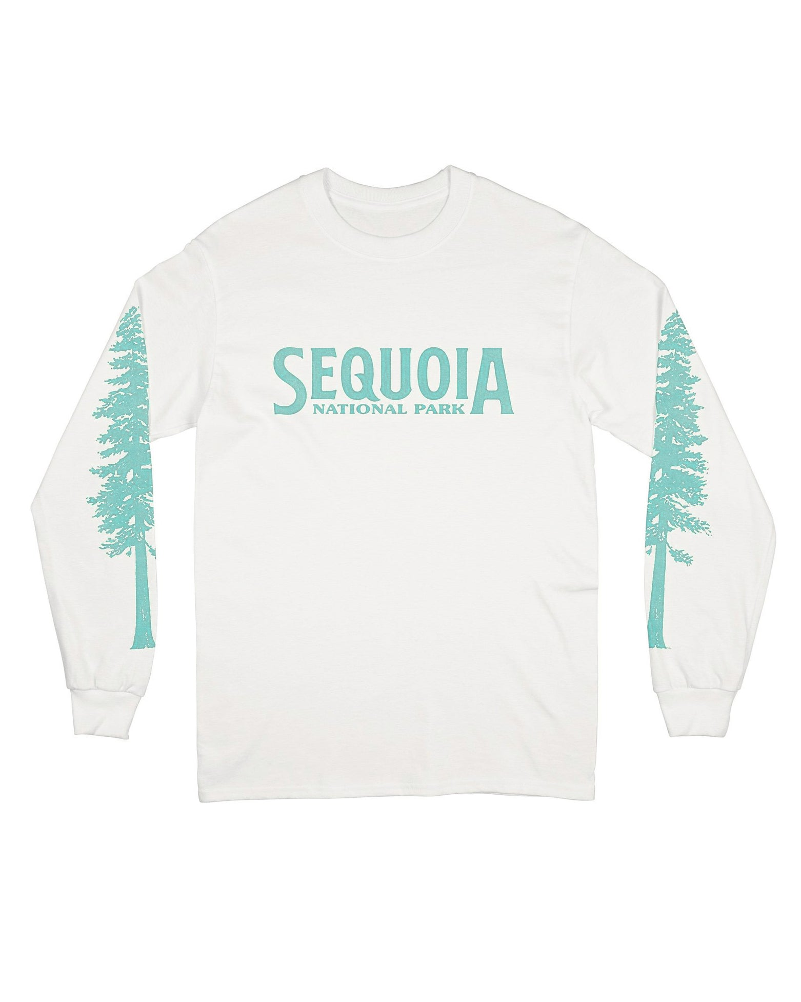 Sequoia Big One Long Sleeve Tee | Parks Project | Wilderness Clothing