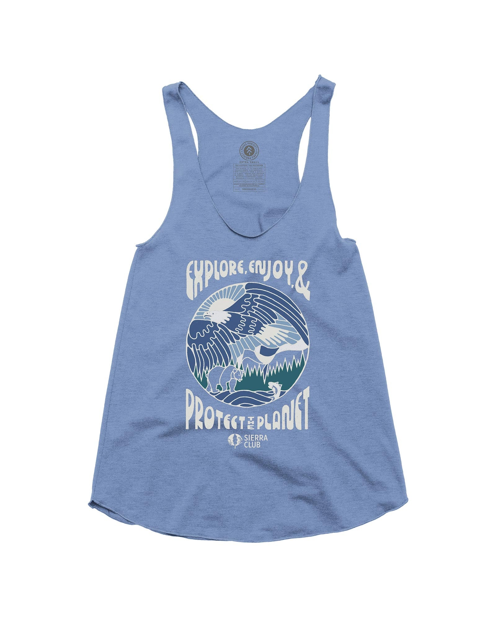Sierra Club Racerback | Parks Project | National Park Racerback