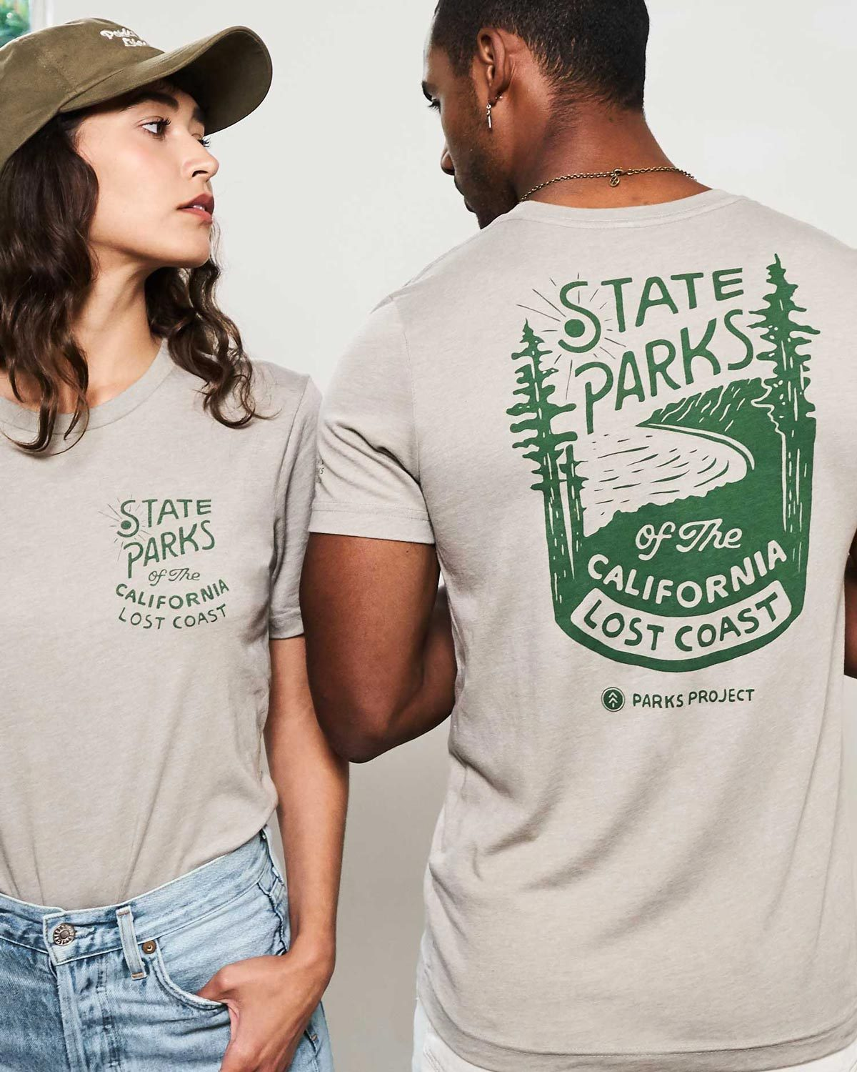 State Parks of the California Lost Coast Tee