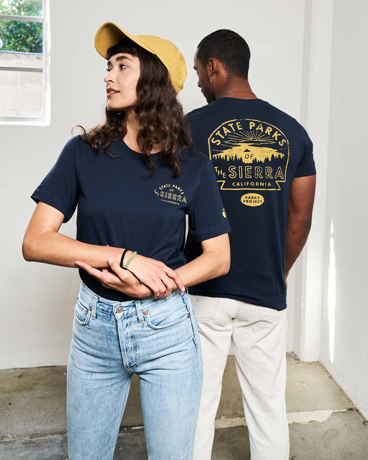 State Parks of the California Sierra Tee | Parks Project | State Parks of California Apparel
