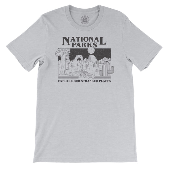 Stranger Places Tee | Parks Project | National Parks Store