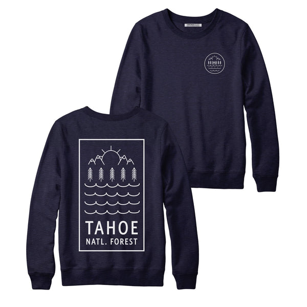 Tahoe National Forest Sweatshirt | Parks Project | National Parks Sweatshirt