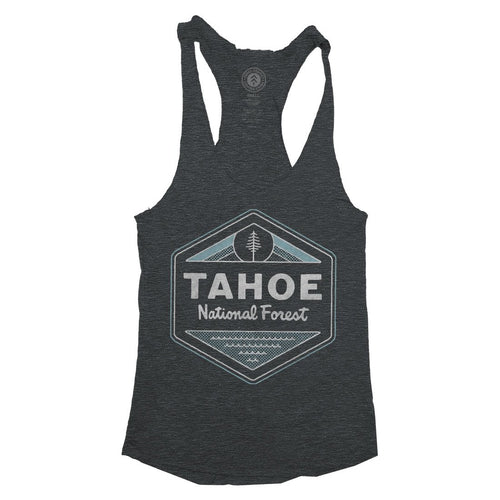 Tahoe National Forest Tahoegon Racerback Tank | Parks Project | National Parks Apparel