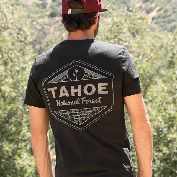 Tahoe National Forest Tahoegon T-Shirt | Parks Project | National Park Shirts