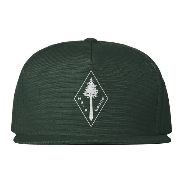 Muir Woods Diamond Trucker Hat | Parks Project | National Parks Hat