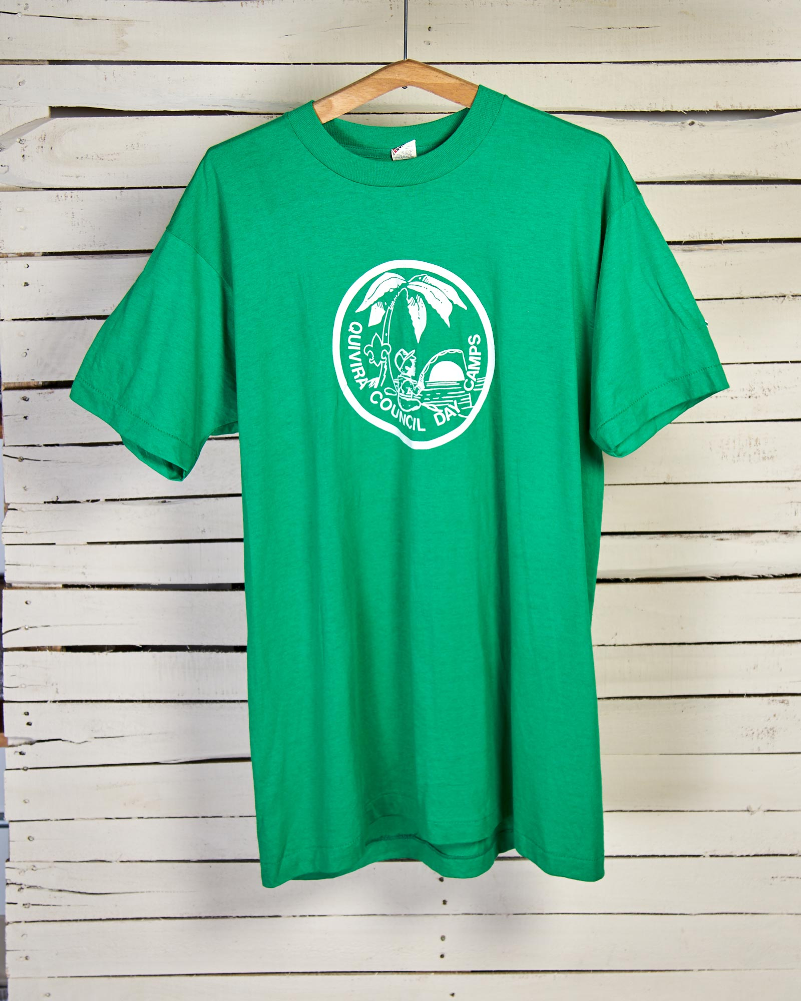 Vintage Day Camps Tee