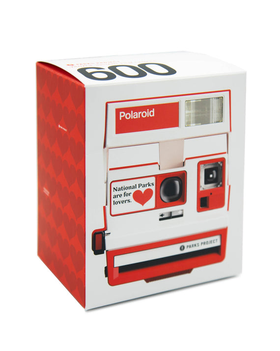 Parks for Lovers Polaroid Camera | Parks Project | National Parks Gift