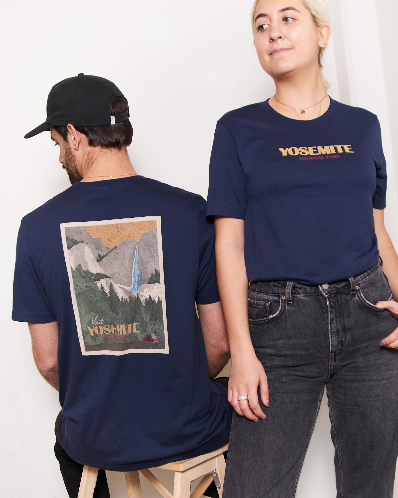 Yosemite Visit Tee | Parks Project | National Park Tee