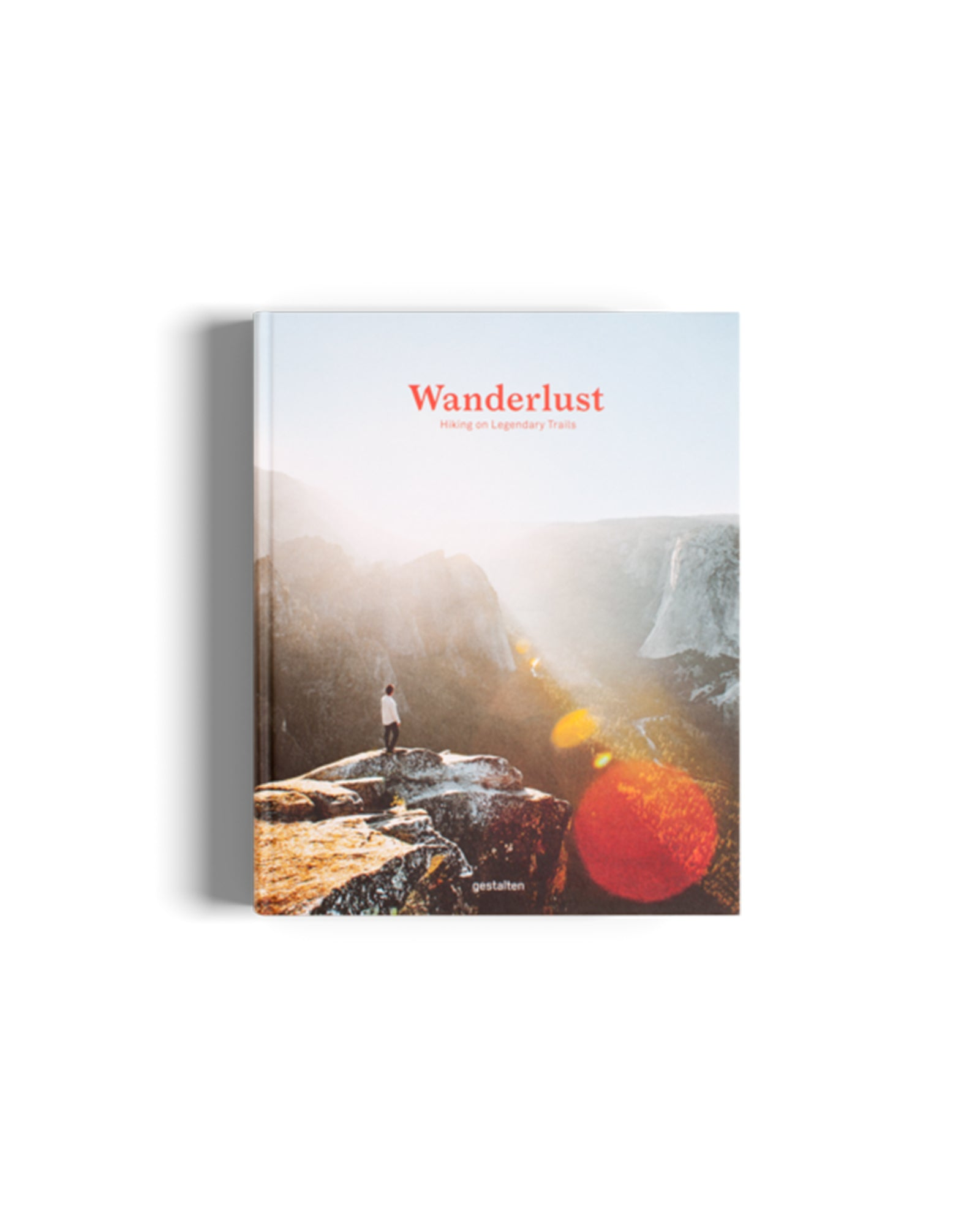 Wanderlust: A Hiker's Companion | Parks Project | National Parks Books