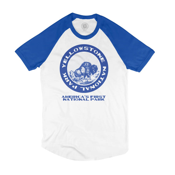 Yellowstone Badge Tee