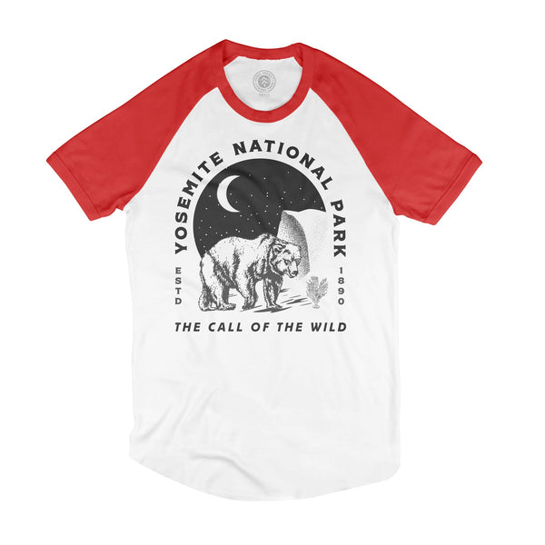 Yosemite Call of the Wild Tee | Parks Project | National Park Vintage Shirts