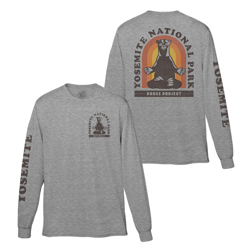 Yosemite Chill Out Long Sleeve Tee | Parks Project | National Parks Apparel