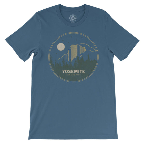 Yosemite Mod Dome Shirt | Parks Project | National Parks Shirt