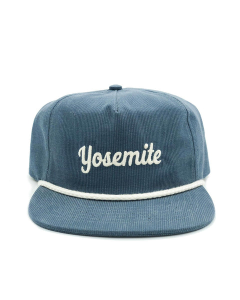 Yosemite Throwback Cord Hat | Parks Project | National Parks Hat