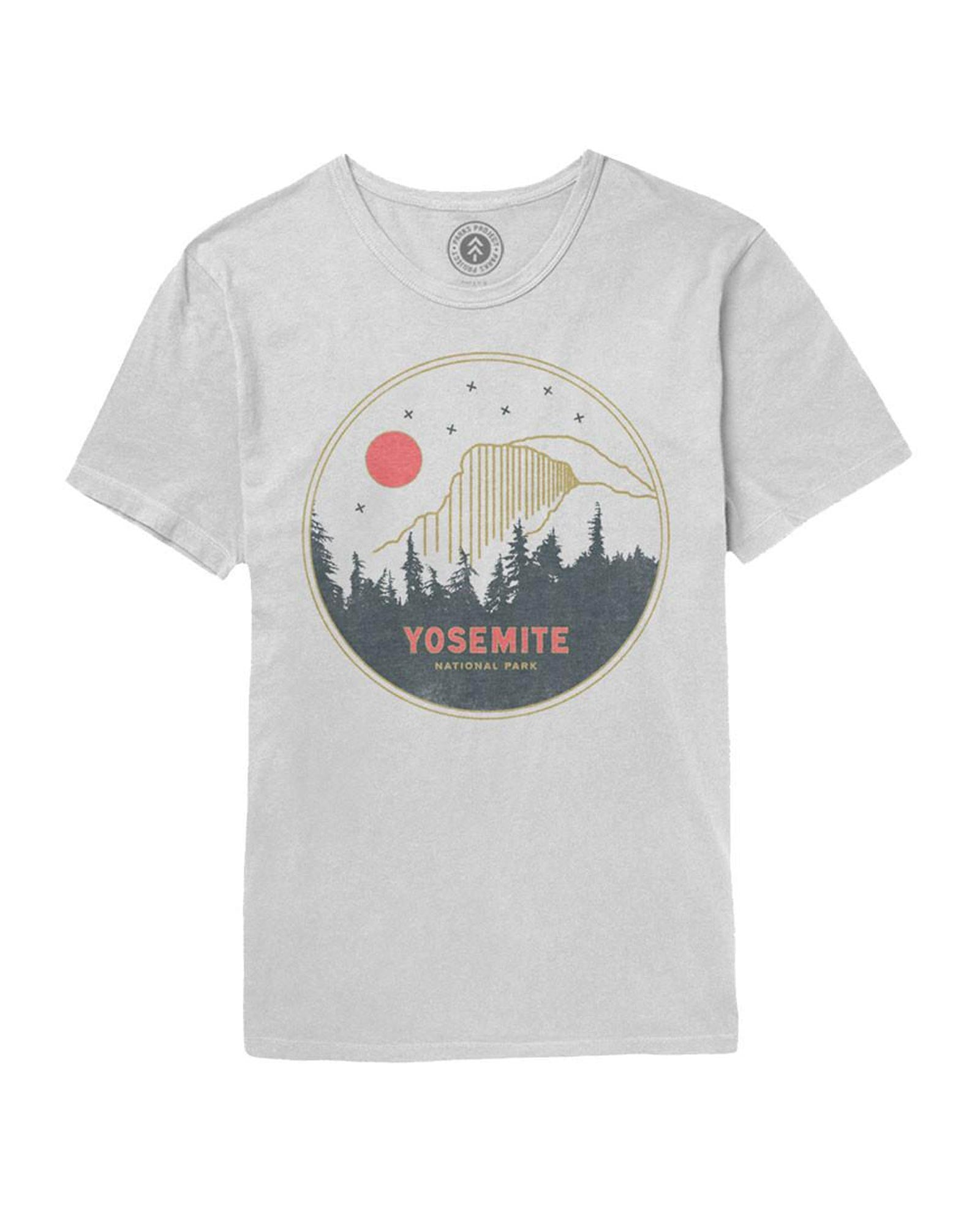 Yosemite National Park Vintage Mod Dome Tee | Parks Project | National Park Gift Shop Tee