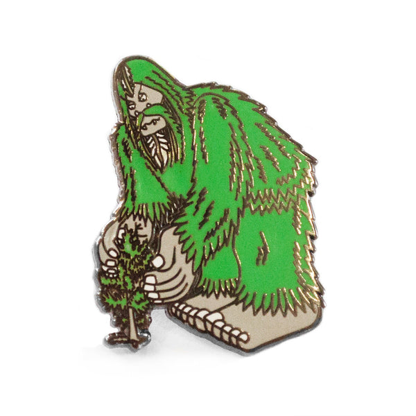 Bigfoot Tree Planter Yosemite Pin | Parks Project | National Park Pin