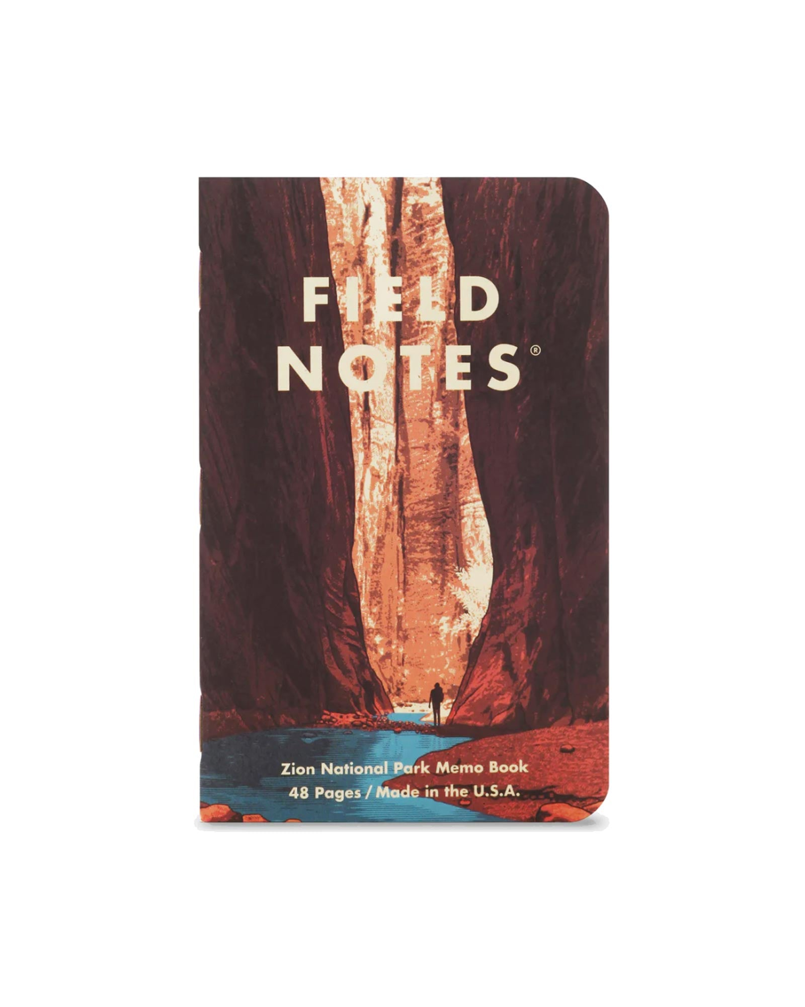 Zion, Yosemite, Acadia Field Notes