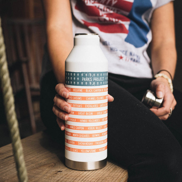 59 National Parks Insulated Water Bottle | Parks Project | National Park Gifts