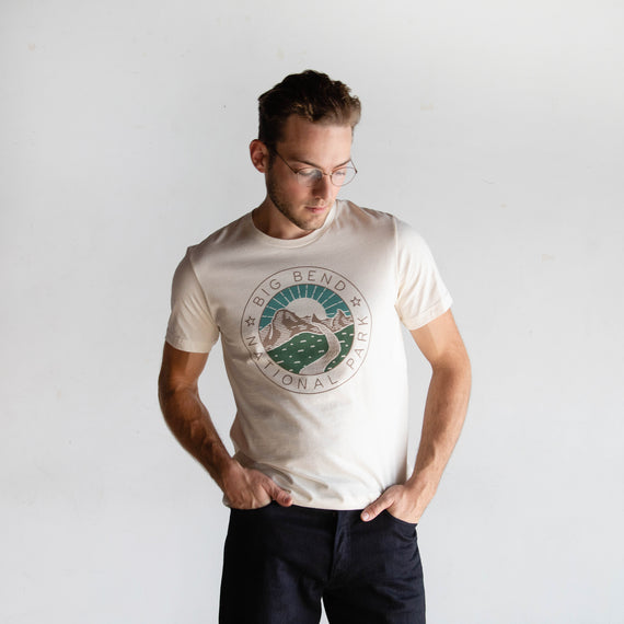 Big Bend Watershed Tee | Parks Project | National Parks Tees